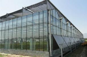 玻璃温室长期使用中的维保