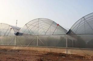 连栋温室的塑料大棚膜种类选择